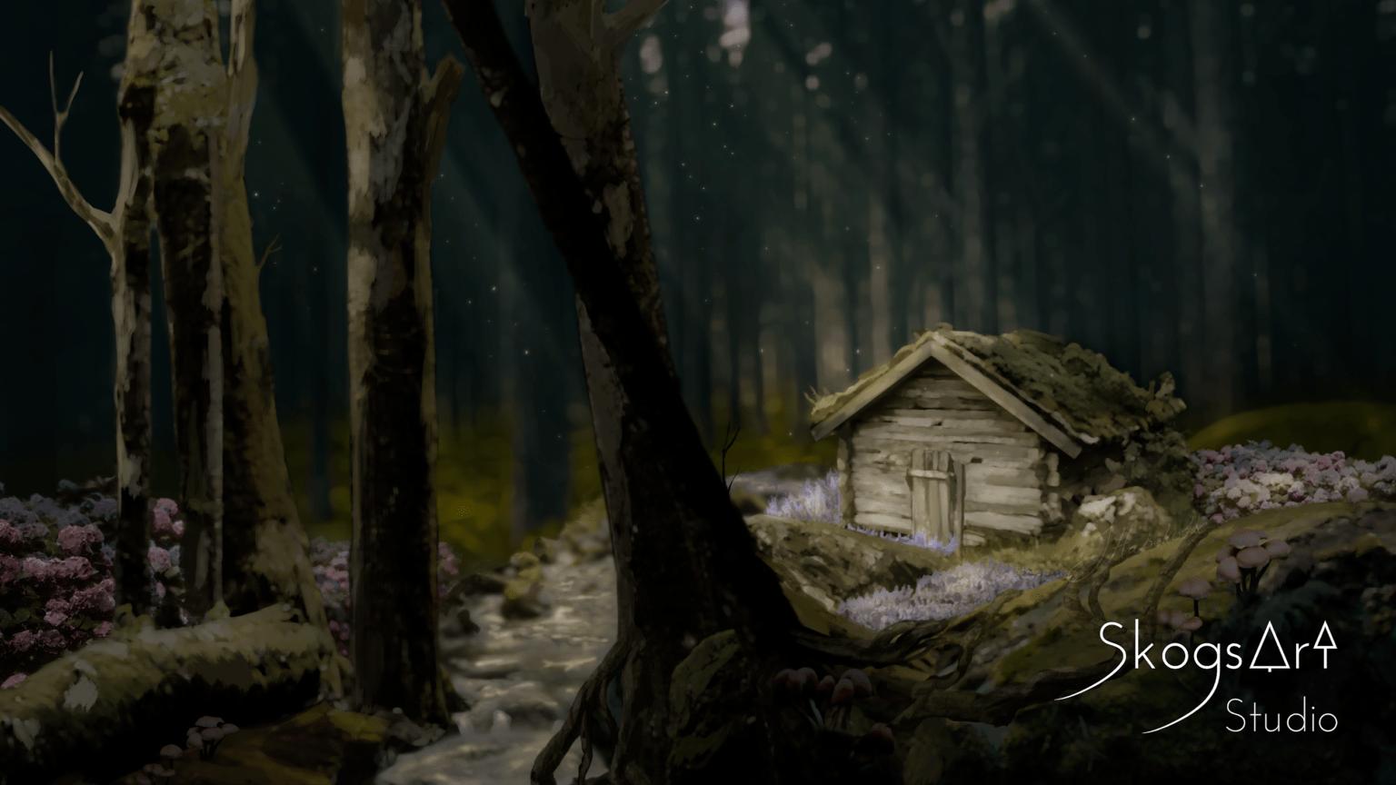 Artwork by SkogsArt Studio